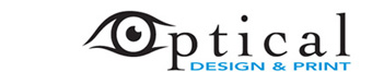Optical Design & Print Logo